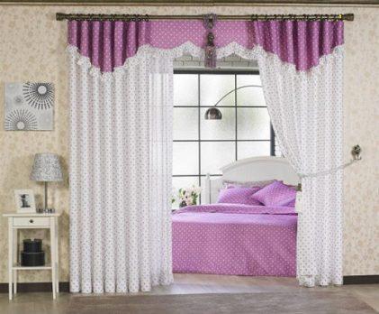 Cách chọn rèm cửa cực đẹp cho phòng cưới với chi phí rẻ