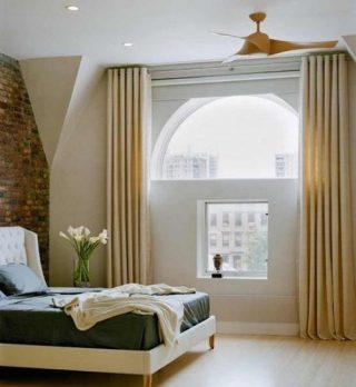 Chọn rèm cho nhà có cửa hướng tây – Giải pháp chống nóng hữu hiệu