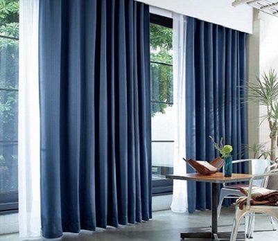 Bật mí mẹo chọn rèm cho mùa đông giúp phòng ấm áp hơn