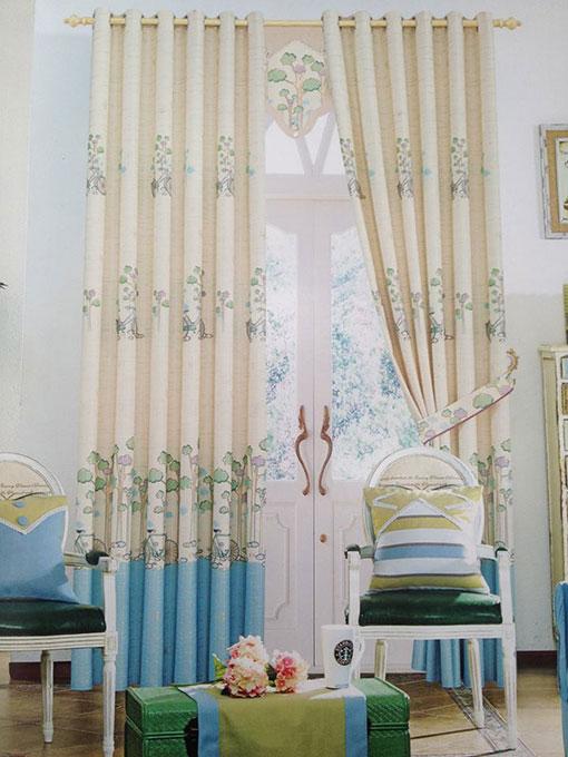 Rèm vải dành cho phòng ngủ