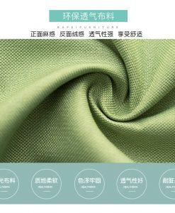 Chất liệu vải rèm một màu giá rẻ