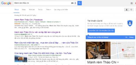 Top 10 loại rèm cửa được người Việt Nam tìm nhiều nhất hiện nay