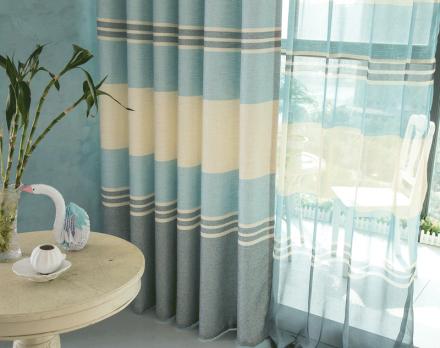 Lựa chọn rèm cửa phù hợp theo màu sơn tường
