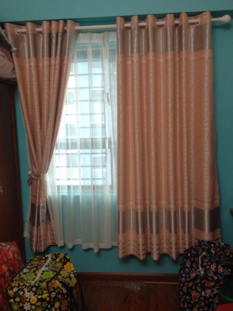 Rèm cửa vải cho cửa sổ