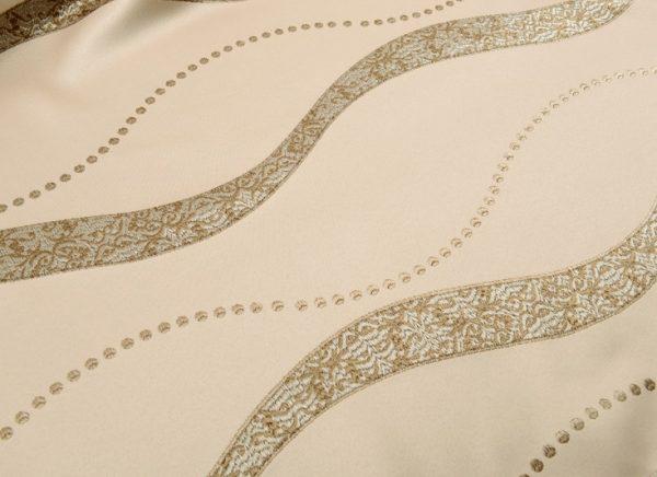 Chất liệu vải rèm hoa văn đẹp
