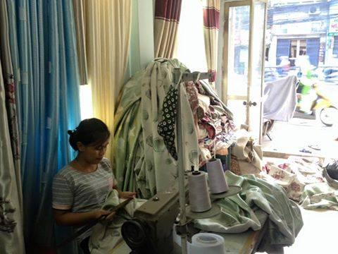 Rèm cửa giá rẻ tại Hà Nội