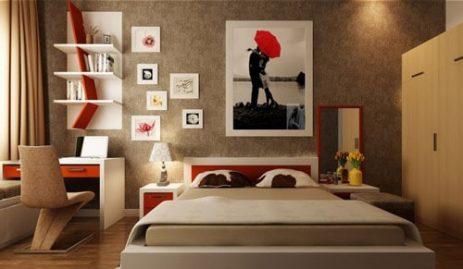 Mẹo thiết kế phòng ngủ đẹp như mơ