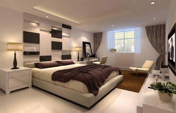 Mẹo thiết kế phòng ngủ đẹp