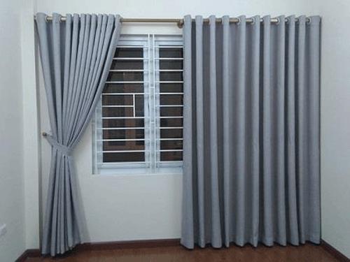 Những mẫu rèm cửa vải giá rẻ hiện nay