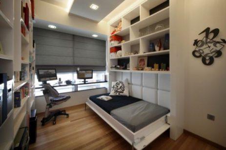 Thiết kế nội thất thông minh giúp bạn tiết kiệm không gian rất tốt