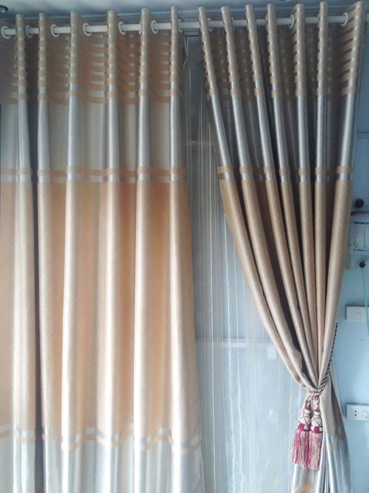 Rèm cửa vải cản sáng tốt