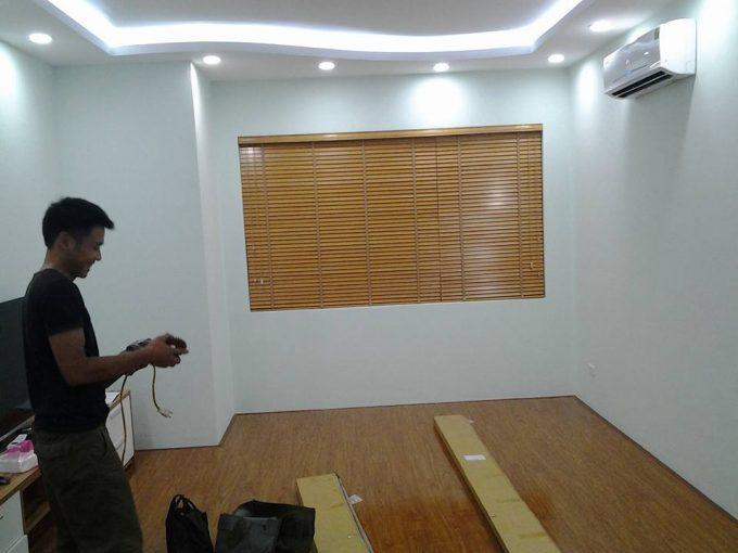 Rèm gỗ giá rẻ tại Hà Nội