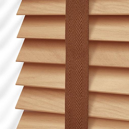 Mẫu rèm lá gỗ tự nhiên