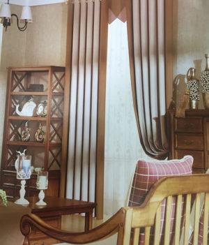 rèm can pha đẹp cho phòng khách