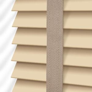 Mẫu rèm gỗ hiện đại