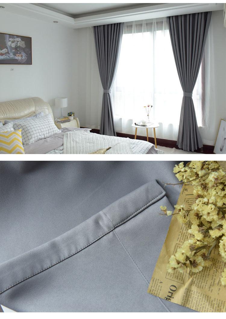 Rèm vải giá rẻ có khả năng chống bám bụi , che chắn và cản sáng tốt