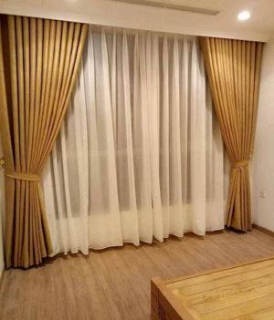 Rèm vải cản sáng đẹp và rẻ ở Hà Nội