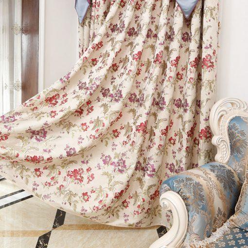 Rèm vải cao cấp Nhật Bản