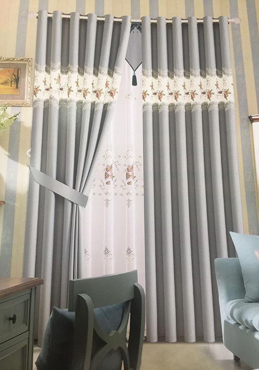 Rèm cao cấp cho phòng ngủ