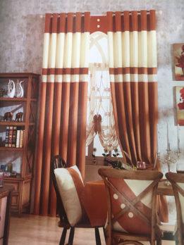5 loại rèm phòng khách độc đáo