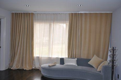 Rèm vải 2 lớp – lựa chọn hoàn hảo cho nhà bạn