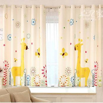 Cách chọn rèm cho phòng ngủ của bé yêu