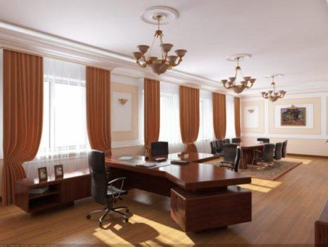 Loại rèm cửa nào thích hợp cho lắp đặt rèm văn phòng?