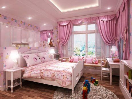 Kinh nghiệm lựa chọn và giá rèm cửa cho phòng ngủ