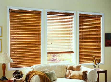 Khả năng điều chỉnh ánh sáng của rèm gỗ