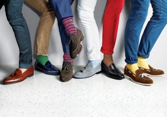 Địa chỉ bán giày lười nam đẹp tại Hà Nội