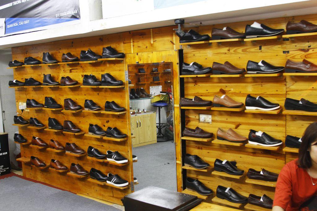Shop giày nam cao cấp hà nội